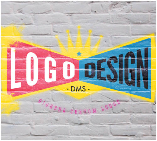 view the DMS Design Studio logo portfolio and samples
